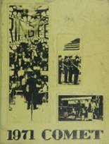 1971 Yearbook Cody High School