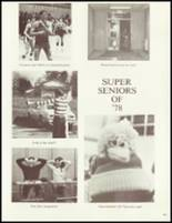 1978 Terryville High School Yearbook Page 104 & 105