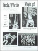 1997 Taft High School Yearbook Page 56 & 57
