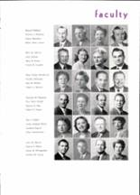 1950 Piedmont High School Yearbook Page 12 & 13