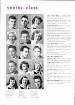 1950 Piedmont High School Yearbook Page 22 & 23