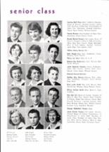 1950 Piedmont High School Yearbook Page 26 & 27