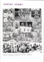 1950 Piedmont High School Yearbook Page 28 & 29