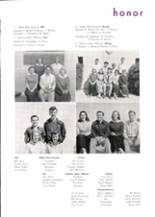 1950 Piedmont High School Yearbook Page 44 & 45