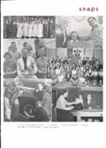 1950 Piedmont High School Yearbook Page 74 & 75