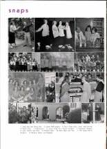 1950 Piedmont High School Yearbook Page 76 & 77