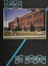 1961 Yearbook Klamath Union High School