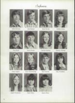 1975 Idalia High School Yearbook Page 16 & 17