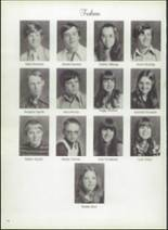 1975 Idalia High School Yearbook Page 20 & 21