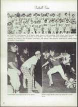 1975 Idalia High School Yearbook Page 24 & 25