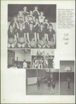 1975 Idalia High School Yearbook Page 34 & 35