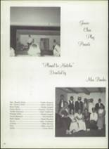 1975 Idalia High School Yearbook Page 46 & 47