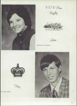 1975 Idalia High School Yearbook Page 48 & 49