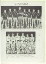 1975 Idalia High School Yearbook Page 54 & 55