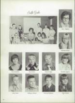 1975 Idalia High School Yearbook Page 58 & 59