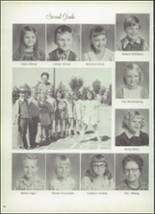 1975 Idalia High School Yearbook Page 62 & 63