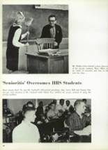 1965 Highlands High School Yearbook Page 40 & 41