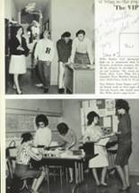 1965 Highlands High School Yearbook Page 100 & 101