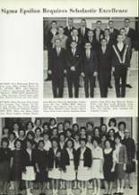1965 Highlands High School Yearbook Page 108 & 109