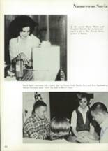 1965 Highlands High School Yearbook Page 132 & 133