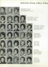 1965 Highlands High School Yearbook Page 134 & 135
