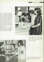 1965 Highlands High School Yearbook Page 166 & 167