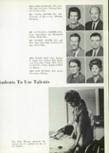 1965 Highlands High School Yearbook Page 208 & 209
