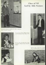1965 Highlands High School Yearbook Page 236 & 237