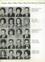 1965 Highlands High School Yearbook Page 254 & 255
