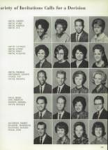 1965 Highlands High School Yearbook Page 256 & 257