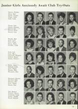 1965 Highlands High School Yearbook Page 306 & 307
