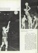 1965 Highlands High School Yearbook Page 362 & 363