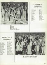 1965 Highlands High School Yearbook Page 386 & 387