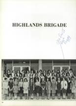 1965 Highlands High School Yearbook Page 388 & 389
