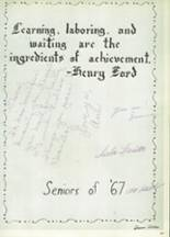 1965 Highlands High School Yearbook Page 390 & 391