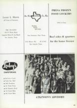 1965 Highlands High School Yearbook Page 392 & 393