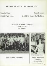 1965 Highlands High School Yearbook Page 394 & 395