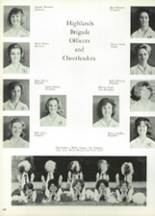 1965 Highlands High School Yearbook Page 398 & 399