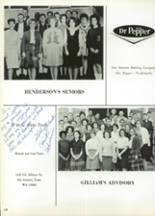 1965 Highlands High School Yearbook Page 402 & 403