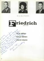 1965 Highlands High School Yearbook Page 406 & 407