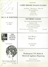 1965 Highlands High School Yearbook Page 416 & 417