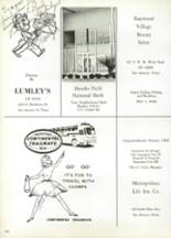 1965 Highlands High School Yearbook Page 426 & 427