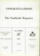 1965 Highlands High School Yearbook Page 432 & 433