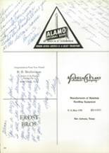 1965 Highlands High School Yearbook Page 434 & 435