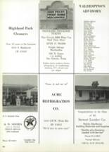 1965 Highlands High School Yearbook Page 442 & 443