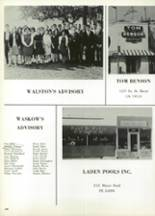 1965 Highlands High School Yearbook Page 450 & 451