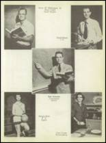 1955 Calallen High School Yearbook Page 10 & 11