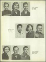 1955 Calallen High School Yearbook Page 28 & 29