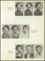 1955 Calallen High School Yearbook Page 34 & 35