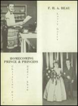 1955 Calallen High School Yearbook Page 44 & 45